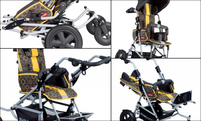 Çocuk Manuel Tekerlekli Sandalye Özellikleri