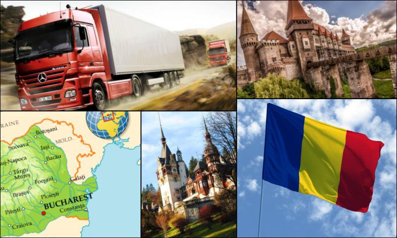 Romanya Türkiye Arası Taşımacılık Nasıl Yapılır