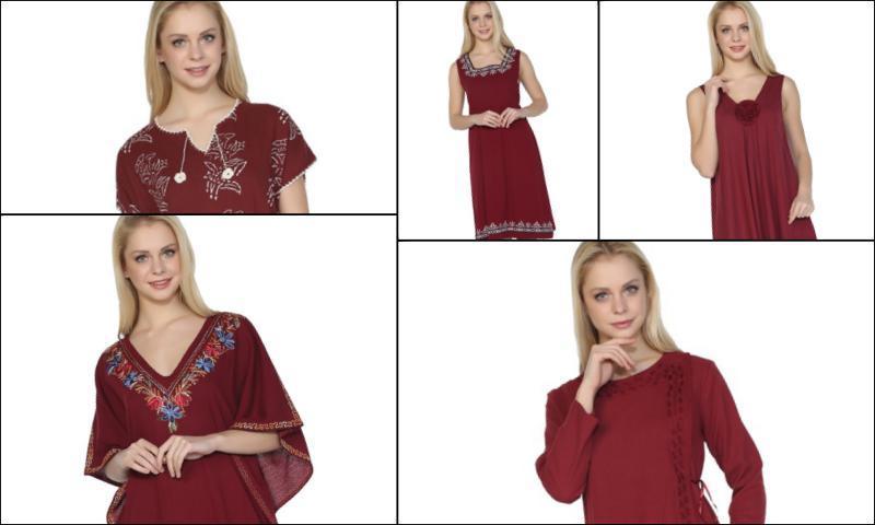 Yaz İçin Elbise Tercihleri Ve Renkleri