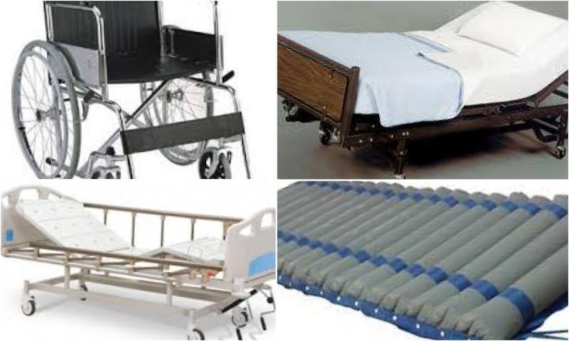 Evde Kullanılacak Hasta Yatakları