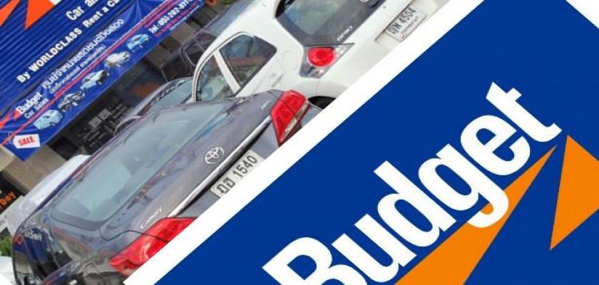 Araç Kiralamada Bir Dünya Markası Budget
