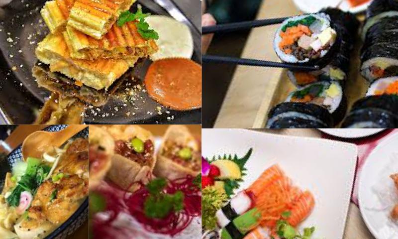 Comida Asiatica Barcelona - Asya Yemeği Barcelona