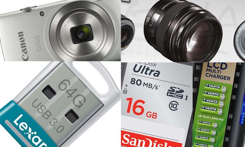 Video Çekme Özelliğine Sahip Fotoğraf Makineleri