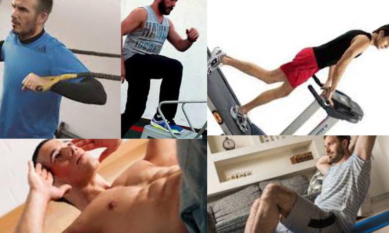Erkeklerde Evde Spor Keyfi ve Neler Yapılmalı