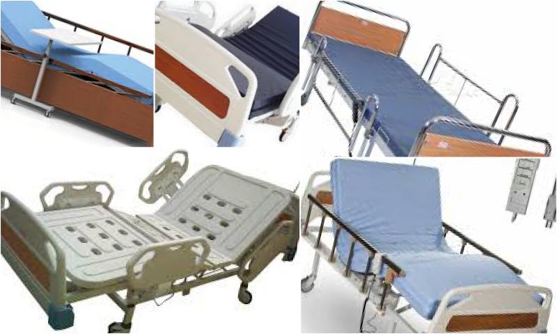 Hasta Yataklarında Özel İhtiyaç Aparatları