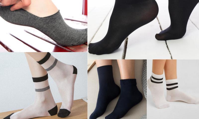 Kadın Çorap Seçiminde Dikkat Edilenler