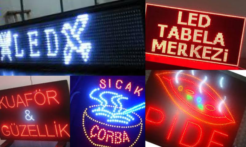 Led Tabelaların Reklam Açısından Önemi
