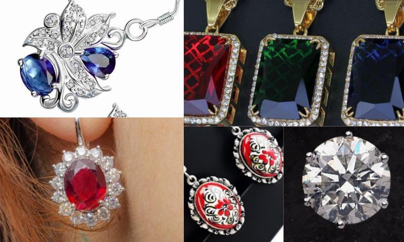 Mücevher Takılar İle Kendi Stilinizi Yansıtın