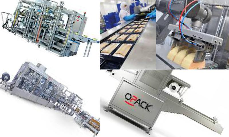 Sucuk Paketleme Makinesi (Sausage Packing Machine)