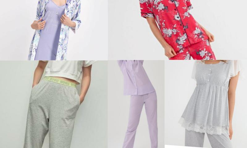 Şortlu Kadın Pijama Takımları