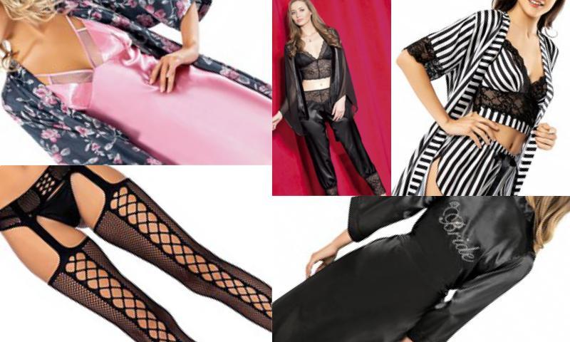Kadın İç Çamaşır Modelleri