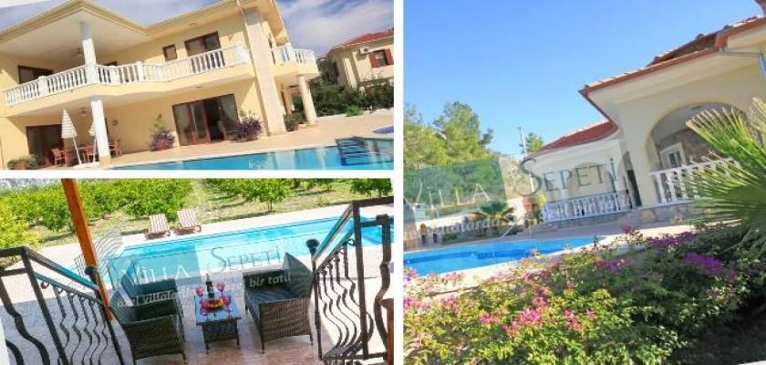 Side'de Bulunan Villa Nil Hangi İmkanlara Sahiptir