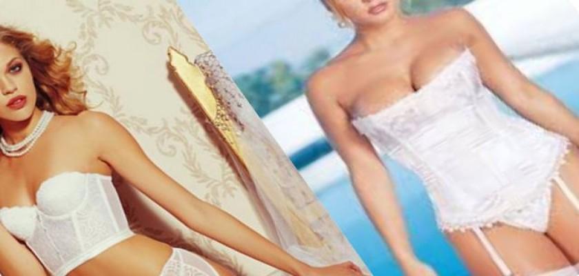 Straplez Model Gelinlikle Nasıl İç Çamaşırı Giymelisiniz