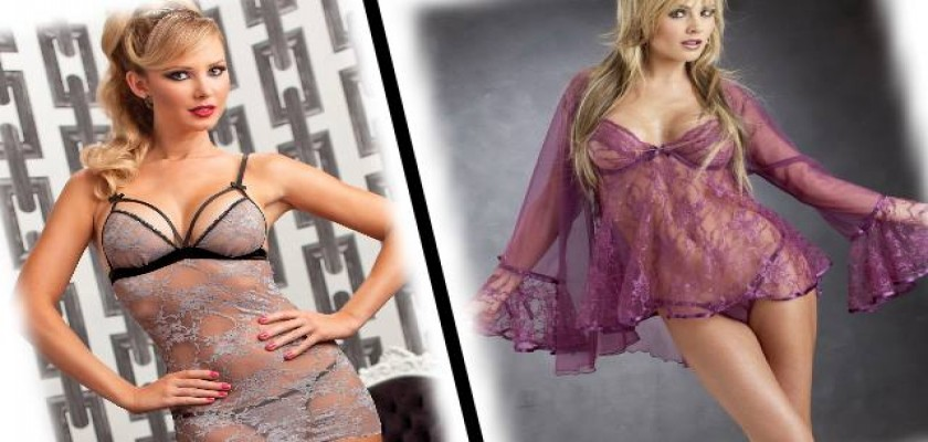 Transparan İç Giyim Modelleri