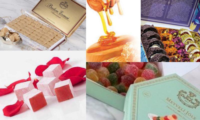 Turkish Sweets İle Birlikte Harika Tatları Deneyimlerin
