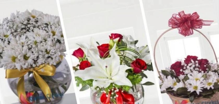 Yılların Deneyimi ile Çiçek Siparişi Verebilirsin
